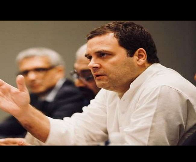'An absolute mistake but was fundamentally different from current scenario': Rahul Gandhi on Emergency in 1975