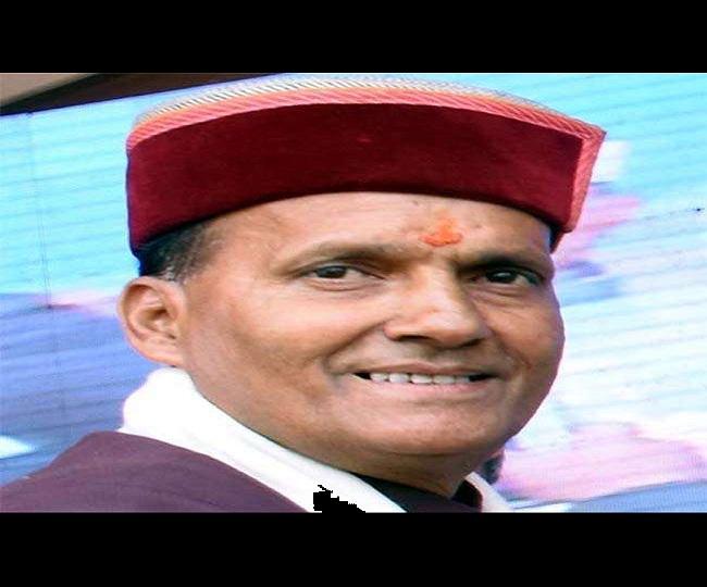 Ram Swaroop Sharma, BJP MP from Himachal Pradesh, found dead at his Delhi residence; suicide suspected