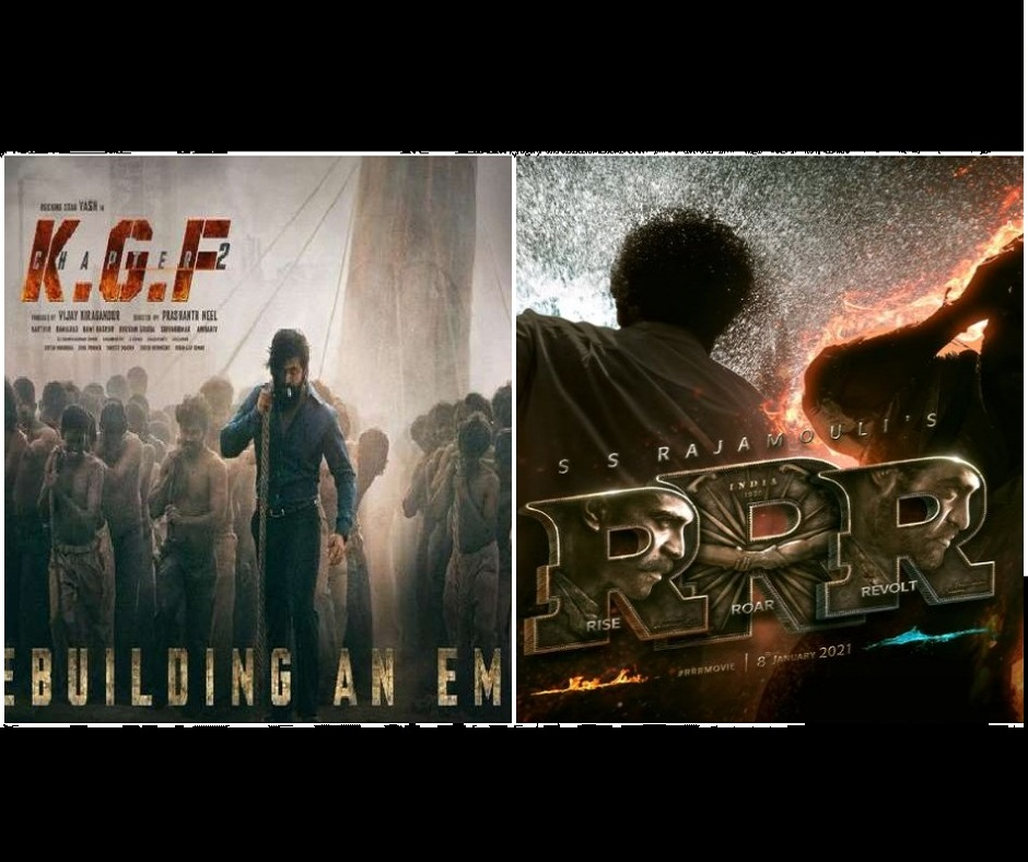 From Yash's KGF to Rajamouli's RRR, 5 big-budget regional films to hit theatres in 2021