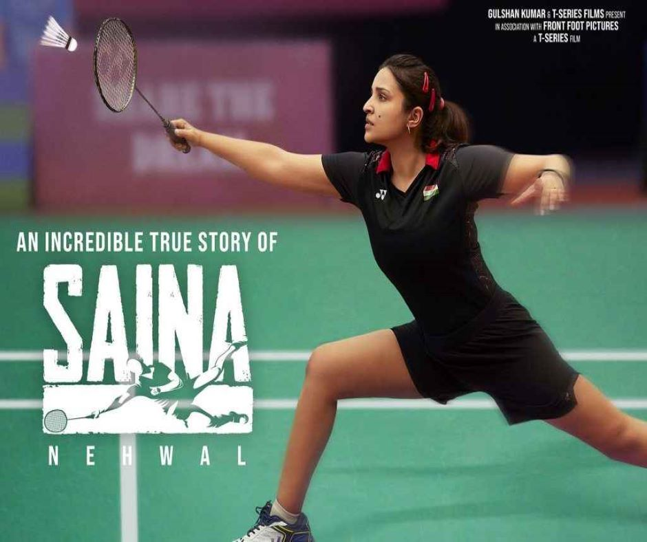 Saina Twitter Review: Parineeti Chopra-starrer garners mixed response, Twitter says, 'Good but watch at your own risk',