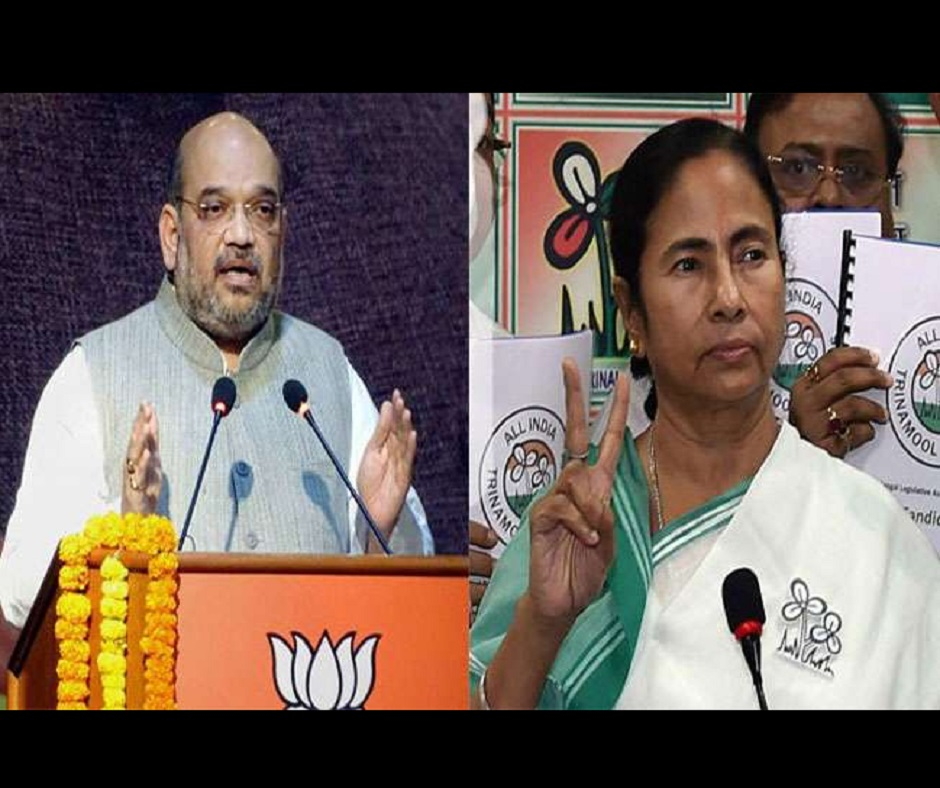 West Bengal Polls: PM is 'incompetent, cannot run India', says Mamata Banerjee; Amit Shah hits back