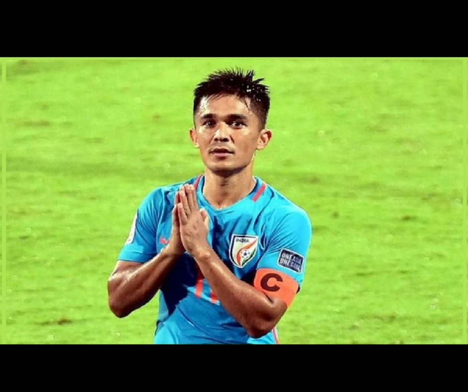 Sunil Chhetri, Indian football team captain, tests COVID positive, asks fans to take 'all precautions' against virus