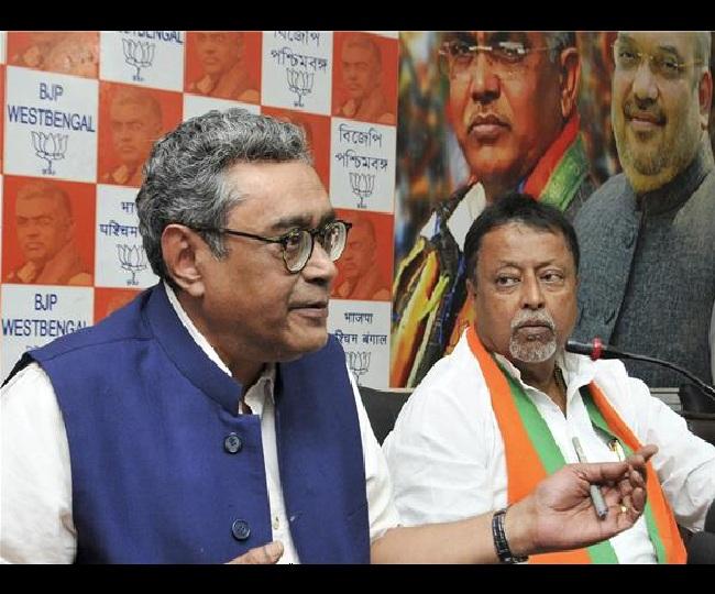 Swapan Dasgupta resigns as Rajya Sabha MP after BJP fields him for West Bengal assembly polls