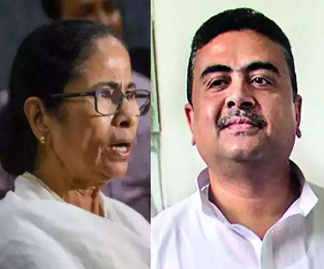 'Resorting to lies to satisfy ego': War of words breaks out between Suvendu Adhikari, Mamata Banerjee over Yaas review meet