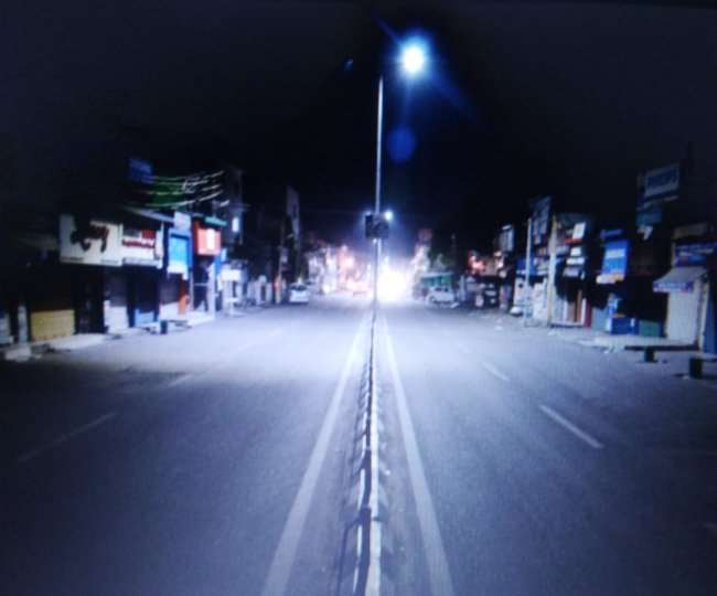 Jammu and Kashmir COVID Restrictions: Night curfew extended in UT, check new timings here