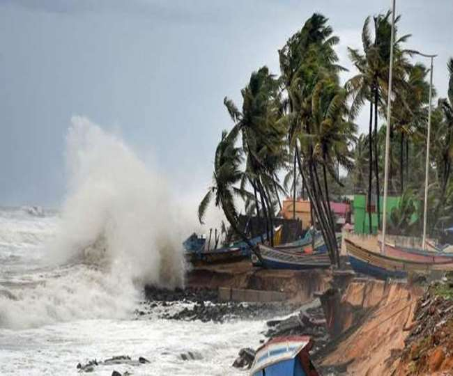 Cyclone Yaas: After battering Bengal, Odisha, Yaas to weaken into 'depression'; rainfall predicted in Jharkhand   Updates