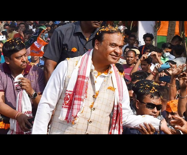 Himanta Biswa Sarma, the disgruntled Congress leader who became BJP's go-to man in northeast