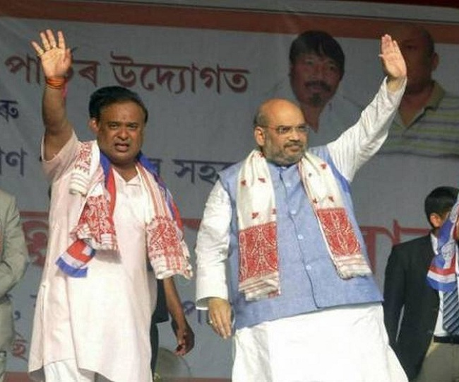 Himanta Biswa Sarma to be next chief minister of Assam, swearing-in on Monday