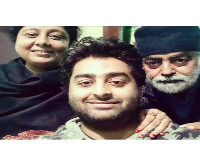 Singer Arijit Singh's mother passes away at the age of 52 due to cerebral stroke