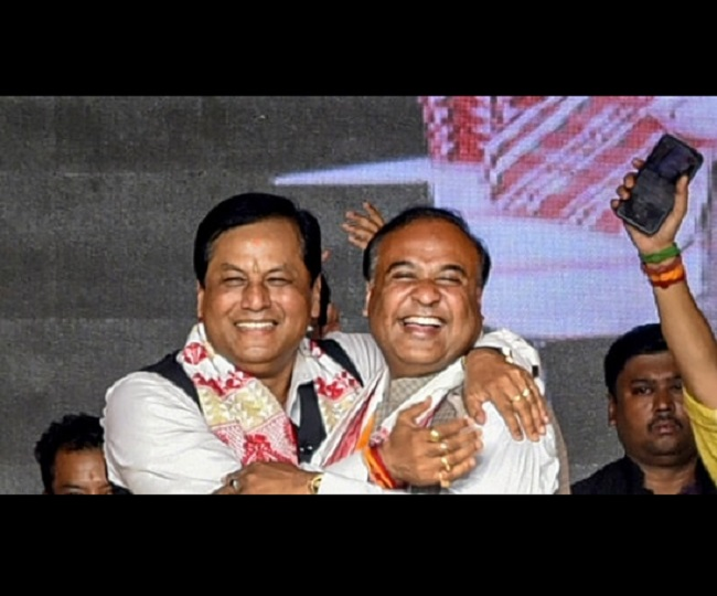 Assam Election Results: Himanta Biswa ahead of Sarbananda Sonowal in CM race? Final decision likely today