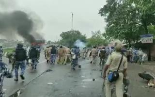 11 killed as BJP, Left accuse TMC of post-poll violence in West Bengal;..