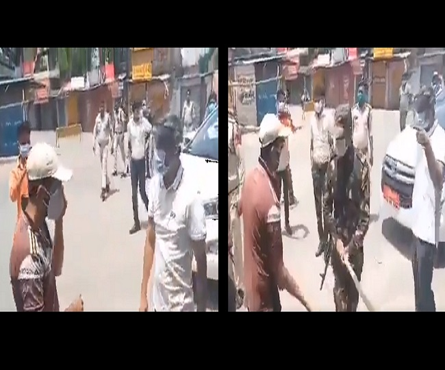 Chhattisgarh CM removes Surajpur District Collector for slapping youth for violating COVID norms   WATCH