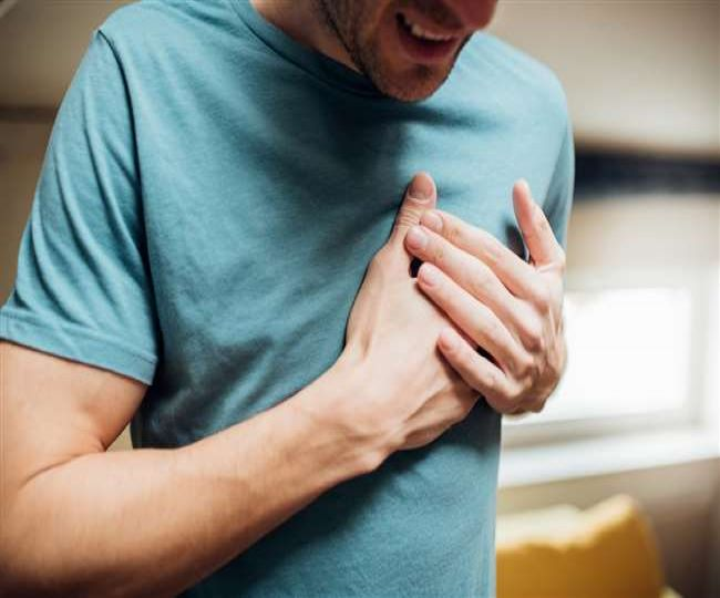Coronavirus Information: Is chest pain a symptom of COVID-19? Is it concerning for a patient? Here's what you should know