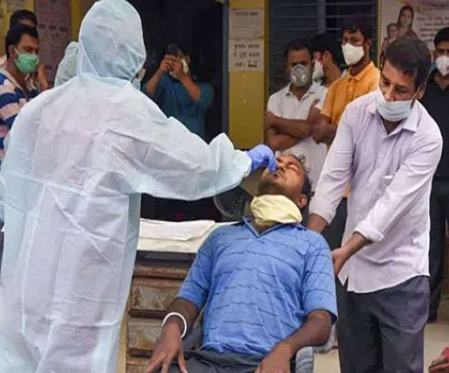 India COVID-19 Tally: 2.11 lakh new cases and 3,847 deaths in last 24 hours; active cases drop to 24.19 lakh