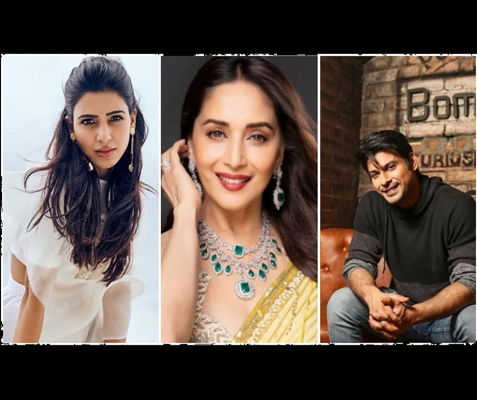 From Samantha Akkineni to Madhuri Dixit to Sidharth Shukla, 7 web debuts to look forward to in 2021