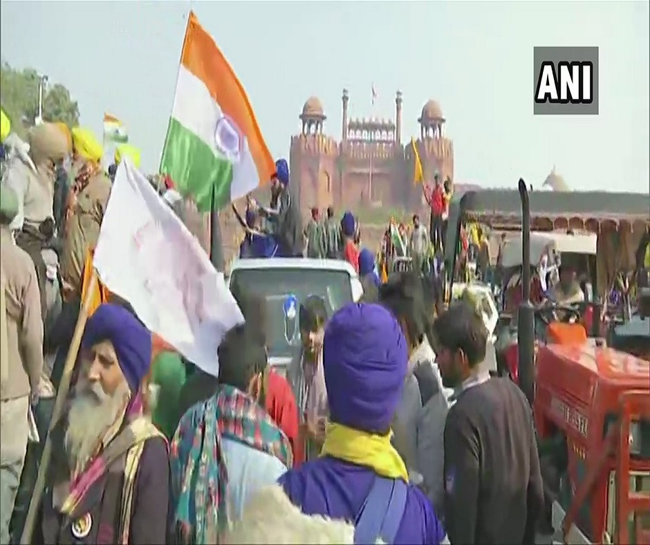 Farmers wanted to capture Red Fort, defame 'Modi govt worldwide': Delhi Police on January 26 violence