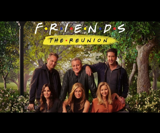 Friends: The Reunion Review – An emotional roller-coaster which develops into pandemic's greatest healing session