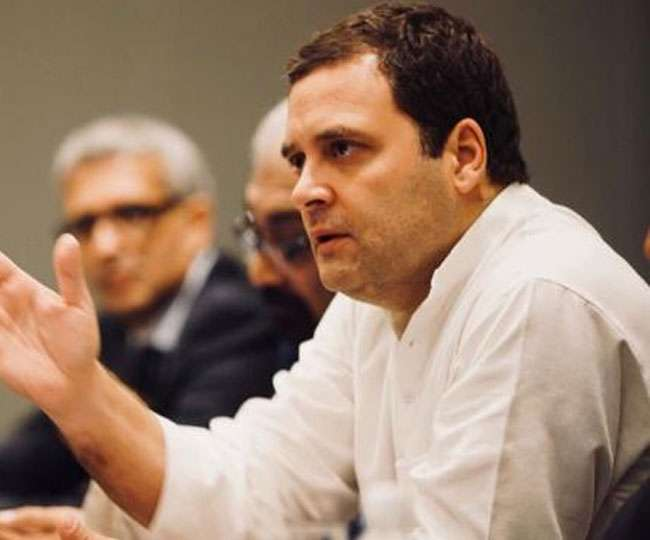 'PM Modi missing along with oxygen, vaccines, all that remains is his photos here and there': Rahul Gandhi