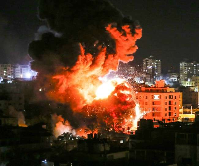 Death toll in Gaza rises to 35, 5 killed in Israel as violence escalates following heavy aerial exchange