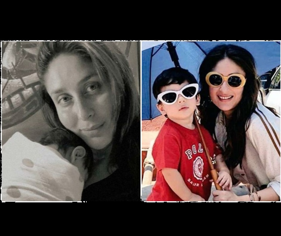 Kareena Kapoor Khan shares glimpse of her secondborn with Taimur on Mother's Day | See pic here