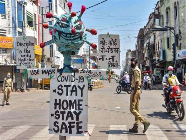 West Bengal government announced a complete lockdown in the state from Sunday till May 30 in an order to contain the spread of coronavirus.