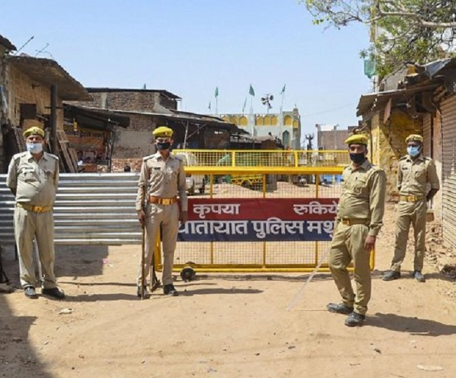 Uttar Pradesh COVID Restrictions: Corona curfew relaxed in districts with less than 600 active cases | Details