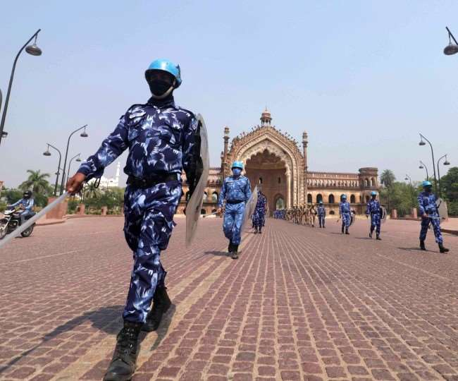 Uttar Pradesh COVID Restrictions: 'Corona curfew' extended till May 6 amid spike in cases | Updates