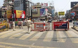 Bihar Lockdown: Lockdown-like curbs extended till May 25 as coronavirus cases rise | Latest Updates