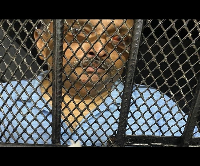 Mehul Choksi's picture in Dominica jail with swollen eyes, injury marks surfaces, starts controversy in Antigua
