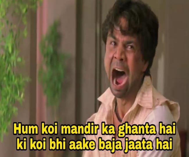 'Aur koi colour to nahi hai na?': Hilarious memes flood Twitter after White Fungus cases reported in India