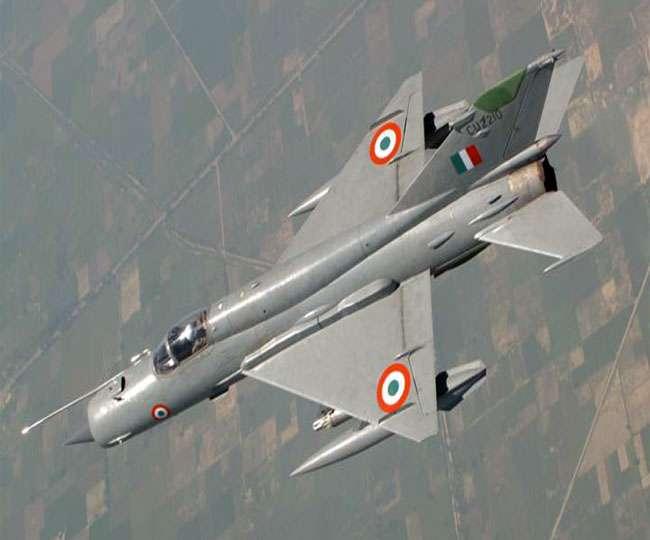 IAF pilot killed after MiG-21 Bison aircraft crashed in Punjab's Moga during training sortie