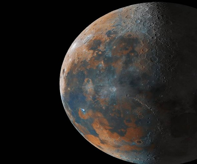 16-year-old Pune teenager clicks 'clearest image of moon', goes viral on social media   See pics here