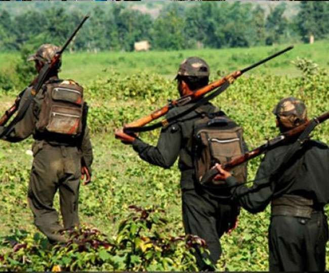 13 Naxals killed in an encounter with police commandos in Maharashtra's Gadchiroli; search operations underway