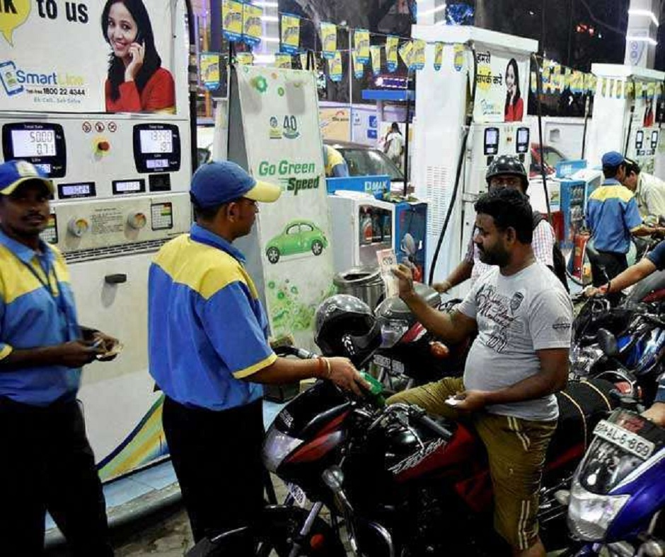 Petrol crosses Rs 91-mark in Delhi; diesel nears Rs 90 in Mumbai after 4th consecutive hike; check rates in your city here