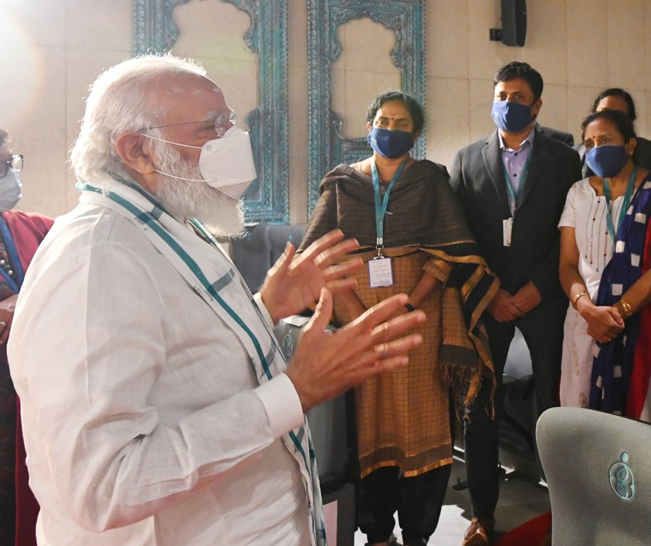 'Lockdowns should not let vaccination speed go down', says PM Modi as he reviews COVID-19 situation in country