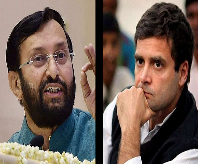 'India to vaccinate all by December 2021': Prakash Javadekar hits back at Rahul Gandhi over COVID vaccine policy