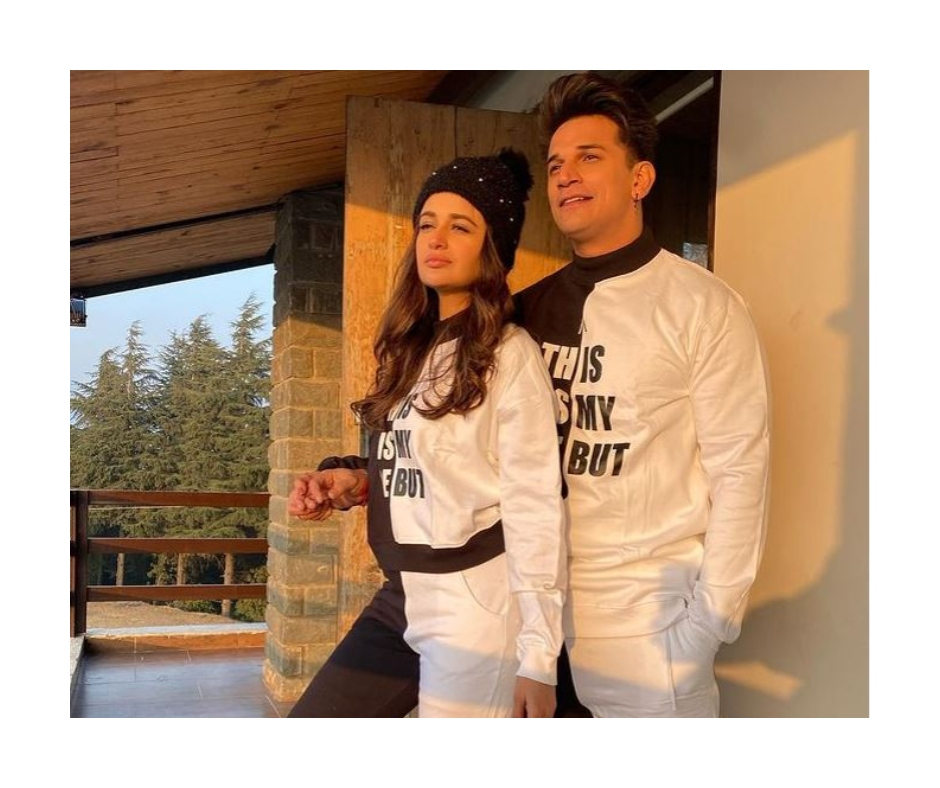 Yuvika Chaudhary issues video apology for her casteist slur with folded hands; hubby Prince Narula comes in her support