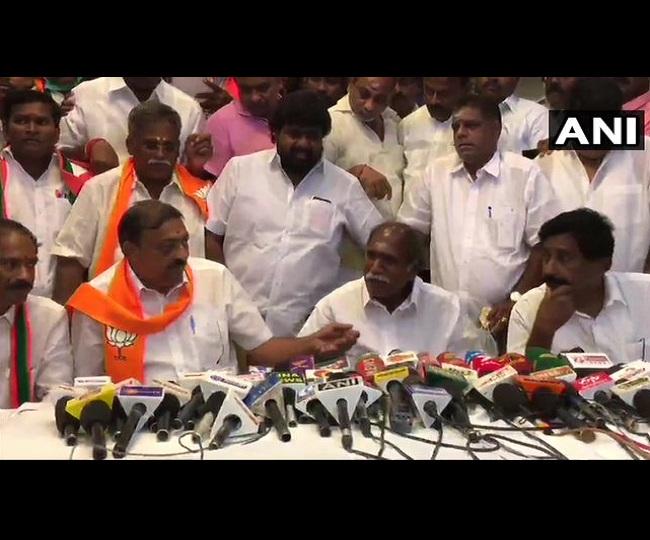 Coronavirus Crisis: Puducherry chief minister N Rangasamy tests COVID-19 positive   As it happened