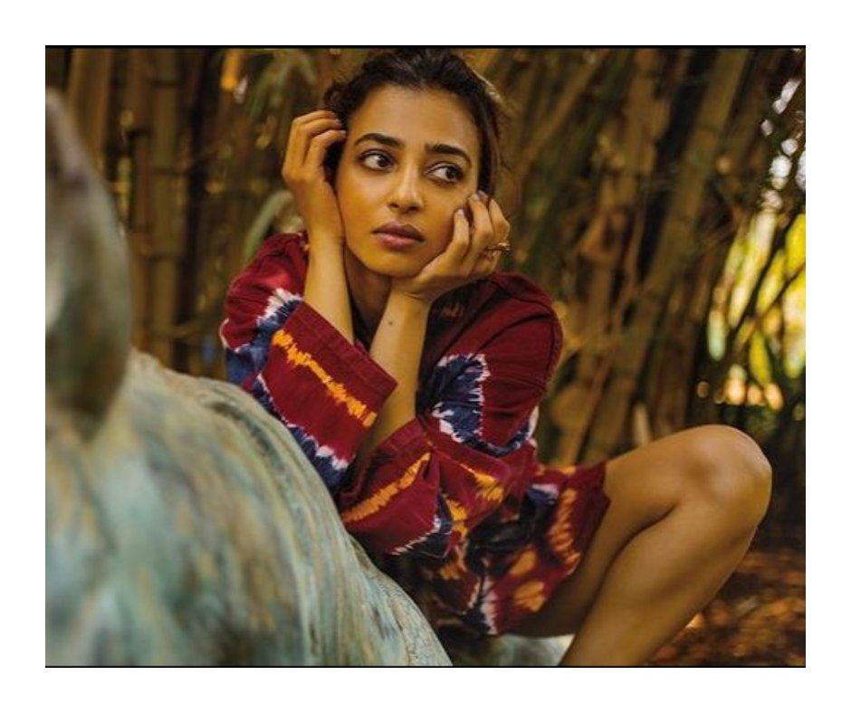 Radhika Apte opens up on leaked obscene video, says 'I don't think there is anything one can do'