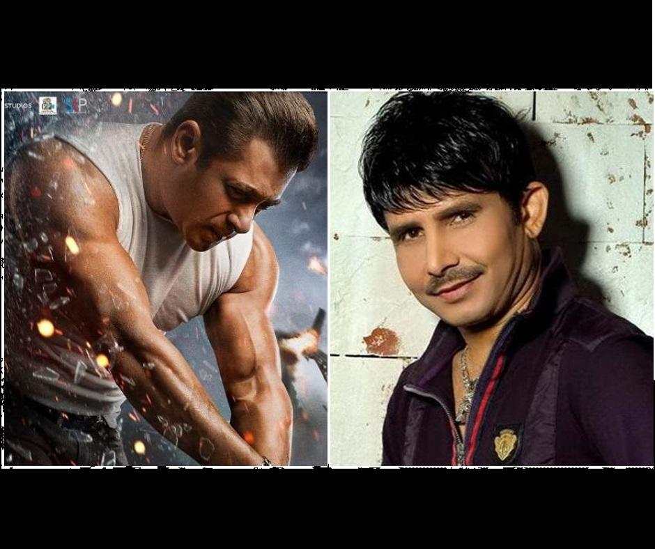 Salman Khan files defamation case against KRK over his Radhe review; latter sorts Salim Khan's help