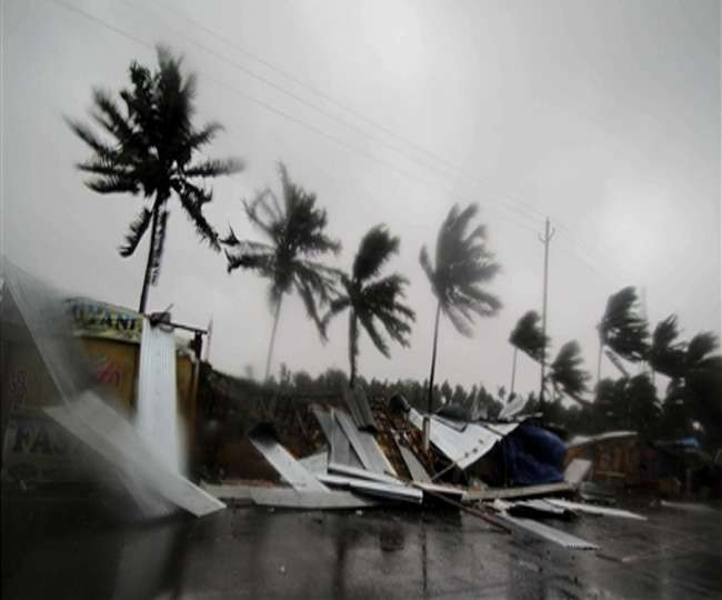 Cyclone Yaas: Tornadoes claim 2 lives, damage 80 houses in Bengal; Kolkata airport suspends operations