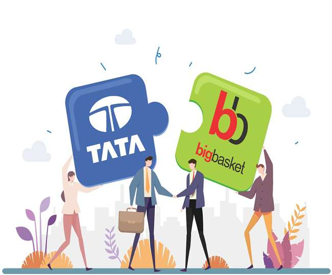 Tata Digital acquires over 64 per cent stake in online grocery seller BigBasket