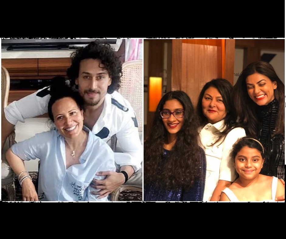 Happy Mother's Day 2021: From Tiger Shroff to Sushmita Sen, here's how B-town celebs wished their mothers
