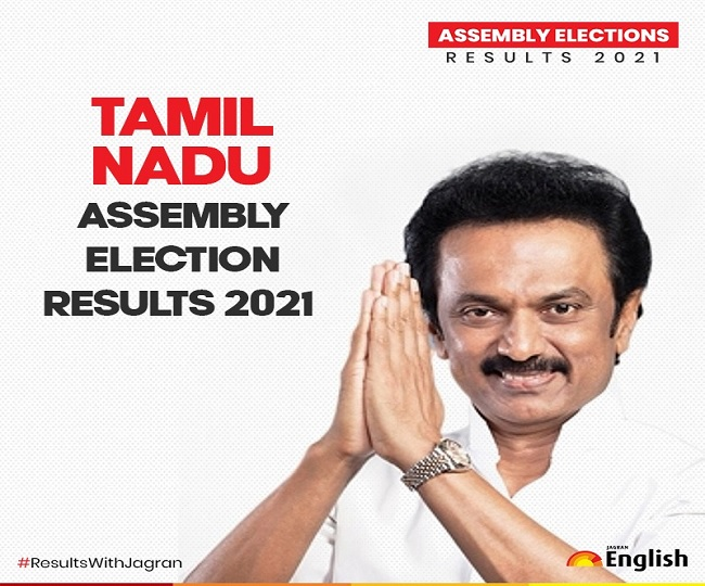Tamil Nadu Election Results 2021: DMK to wrest reins of power from arch-rival AIADMK, leads on 153 seats | Highlights