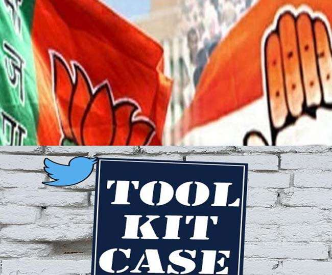 COVID Toolkit Case: Delhi Police issues notice to 2 Congress leaders who complained against Sambit Patra