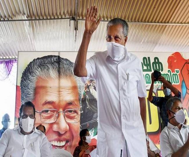 Kerala Election Results 2021: LDF set for second consecutive term in Kerala; CM Vijayan wins Dharmadam seat | Highlights