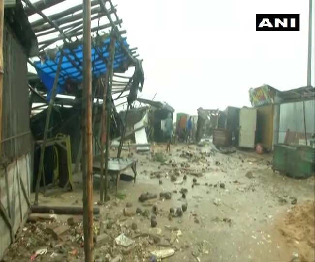 Cyclone Yaas LIVE: Cyclonic storm weakens after completing landfall in Odisha; over 3 lakh houses damaged in Bengal