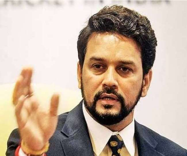 Anurag Thakur questions Hockey India's decision to pull out from CWG 2022, says 'govt needs to be consulted'