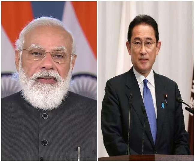 PM Modi speaks to new Japanese PM Fumio Kishida, discusses robust cooperation in Indo-Pacific