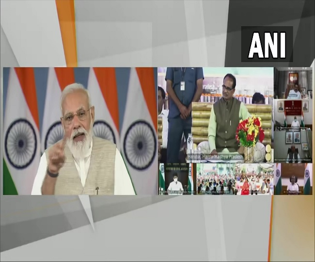 'New mantra for development of villages': PM Modi distributes e-property cards to 1,71,000 SVAMITVA beneficiaries
